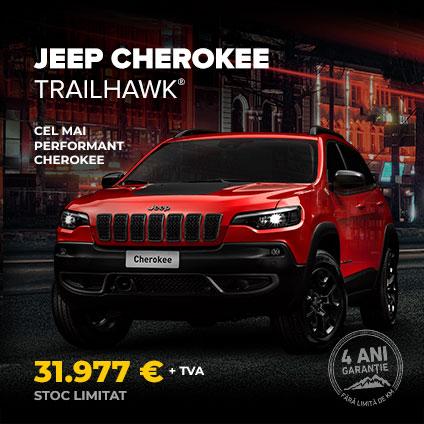 Jeep Cherokee Trailhawk®